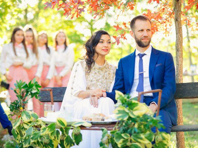 Le mariage de Florian et Najet à Orléans, Loiret 67