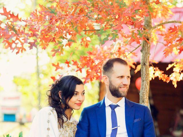 Le mariage de Florian et Najet à Orléans, Loiret 68