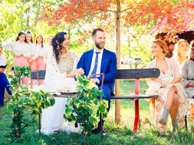 Le mariage de Florian et Najet à Orléans, Loiret 69