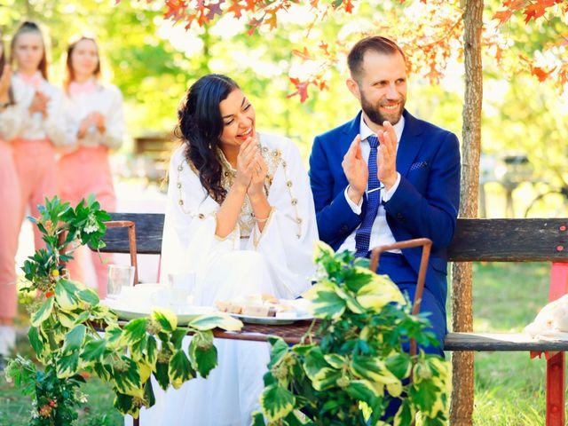 Le mariage de Florian et Najet à Orléans, Loiret 71