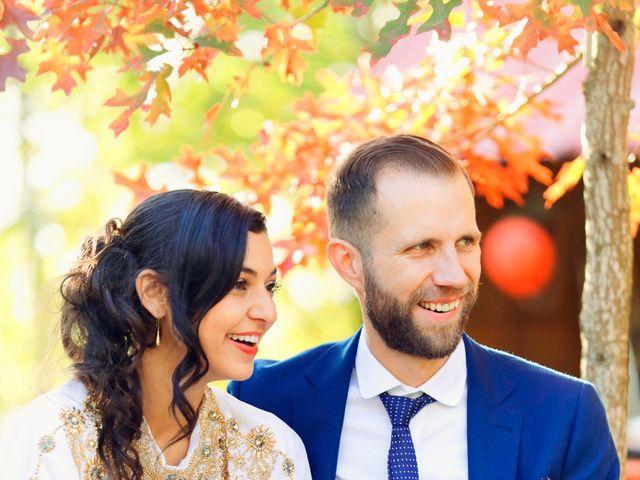 Le mariage de Florian et Najet à Orléans, Loiret 73