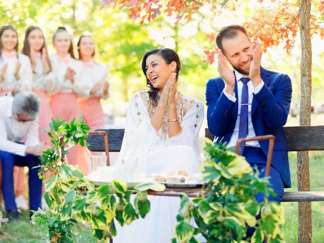 Le mariage de Florian et Najet à Orléans, Loiret 1