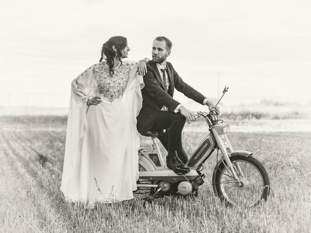 Le mariage de Florian et Najet à Orléans, Loiret 75