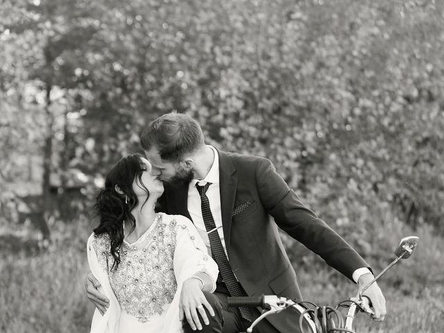 Le mariage de Florian et Najet à Orléans, Loiret 76