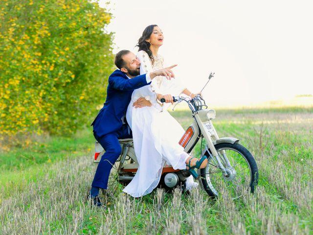 Le mariage de Florian et Najet à Orléans, Loiret 78