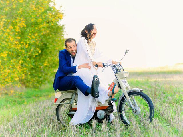 Le mariage de Florian et Najet à Orléans, Loiret 79