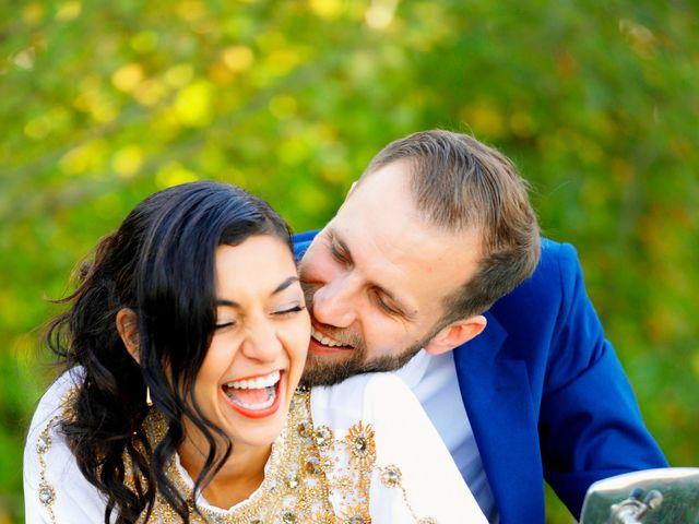 Le mariage de Florian et Najet à Orléans, Loiret 81