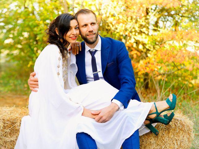Le mariage de Florian et Najet à Orléans, Loiret 84
