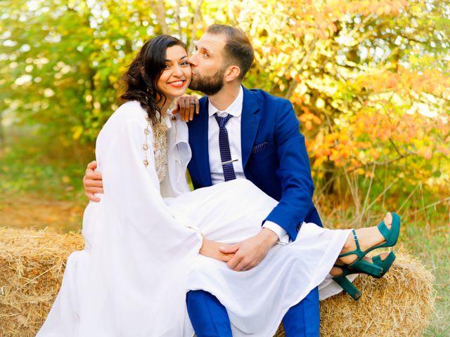 Le mariage de Florian et Najet à Orléans, Loiret 85
