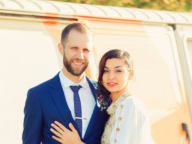 Le mariage de Florian et Najet à Orléans, Loiret 88