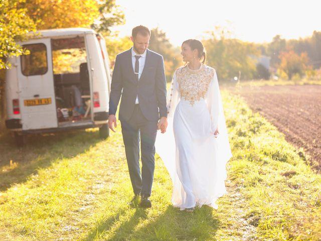 Le mariage de Najet et Florian