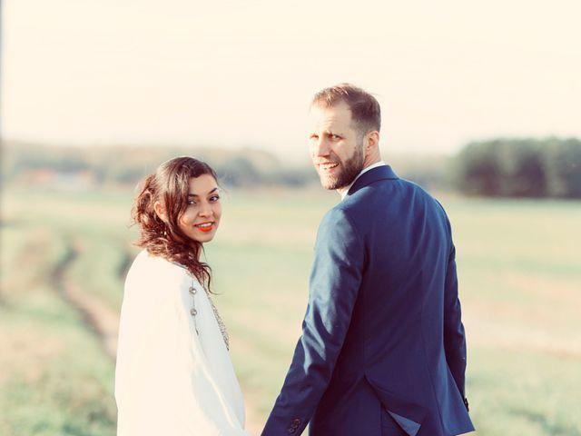 Le mariage de Florian et Najet à Orléans, Loiret 89