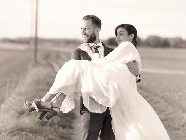 Le mariage de Florian et Najet à Orléans, Loiret 90