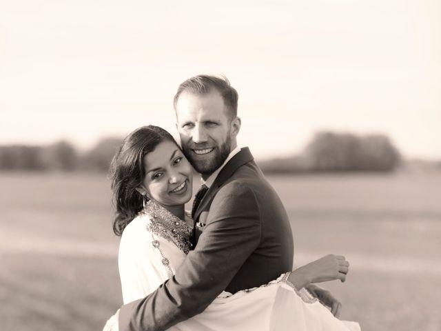 Le mariage de Florian et Najet à Orléans, Loiret 91
