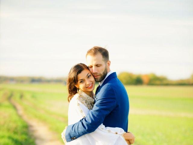 Le mariage de Florian et Najet à Orléans, Loiret 92