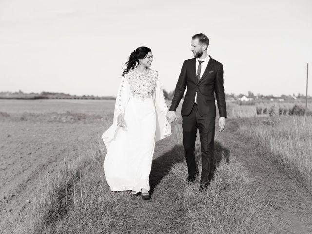 Le mariage de Florian et Najet à Orléans, Loiret 93