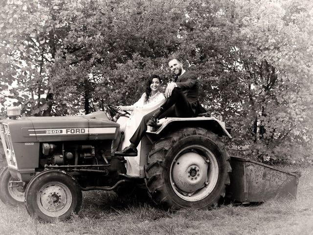 Le mariage de Florian et Najet à Orléans, Loiret 97
