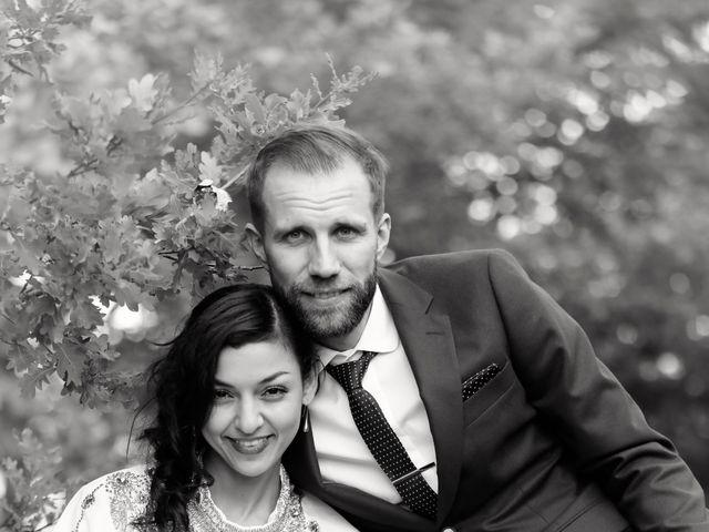 Le mariage de Florian et Najet à Orléans, Loiret 100