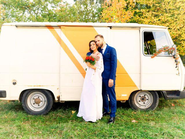 Le mariage de Florian et Najet à Orléans, Loiret 103