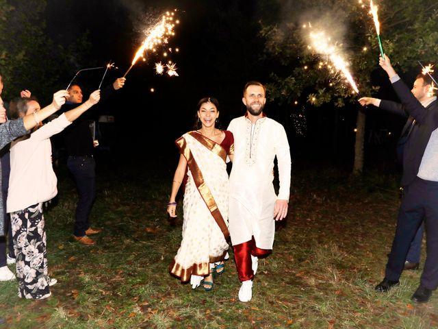 Le mariage de Florian et Najet à Orléans, Loiret 105