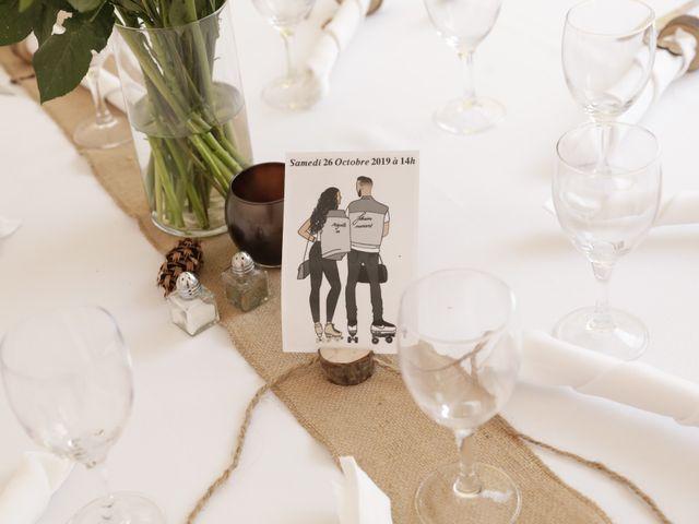 Le mariage de Florian et Najet à Orléans, Loiret 128