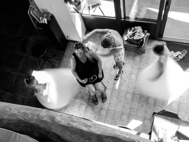Le mariage de Steve et Amandine à Benon, Charente Maritime 3