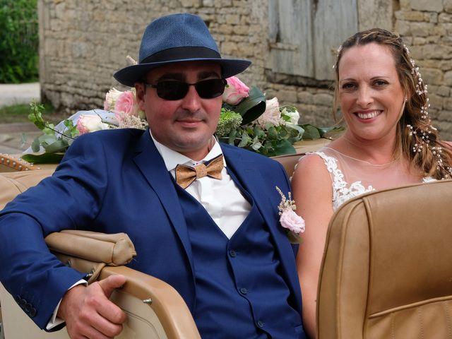 Le mariage de Steve et Amandine à Benon, Charente Maritime 11