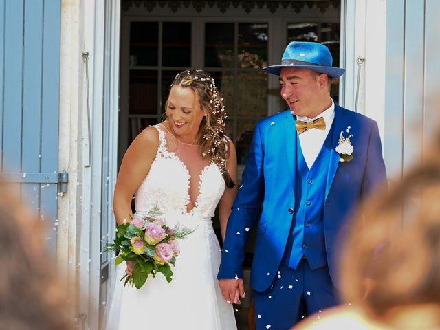 Le mariage de Steve et Amandine à Benon, Charente Maritime 13