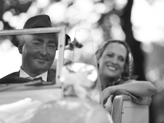 Le mariage de Steve et Amandine à Benon, Charente Maritime 17