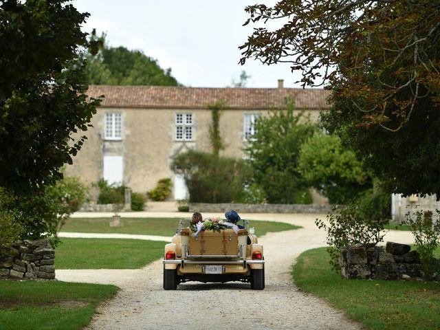 Le mariage de Steve et Amandine à Benon, Charente Maritime 19