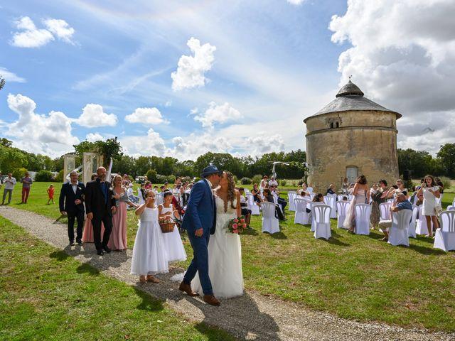 Le mariage de Steve et Amandine à Benon, Charente Maritime 34
