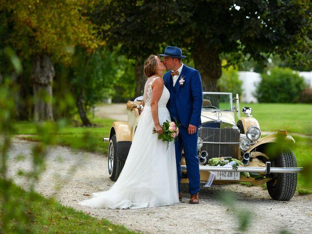 Le mariage de Steve et Amandine à Benon, Charente Maritime 40