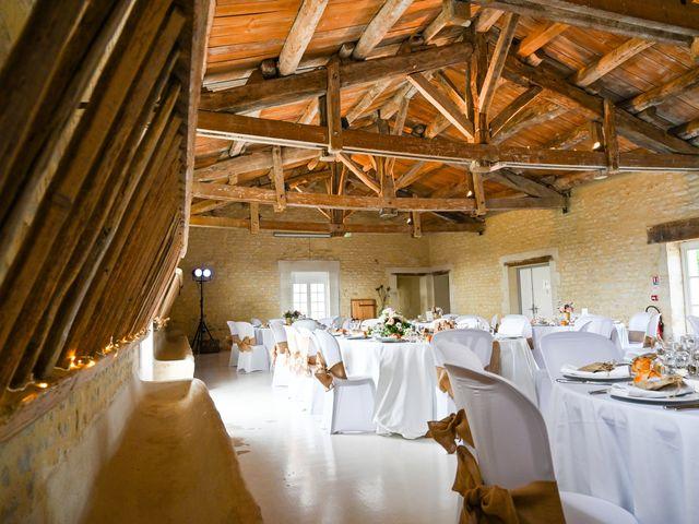Le mariage de Steve et Amandine à Benon, Charente Maritime 42