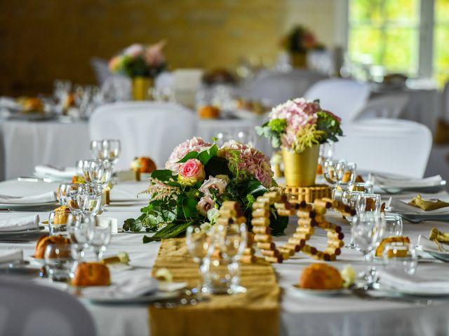 Le mariage de Steve et Amandine à Benon, Charente Maritime 43