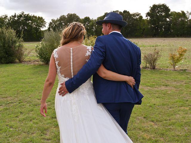 Le mariage de Amandine et Steve
