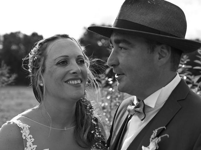 Le mariage de Steve et Amandine à Benon, Charente Maritime 46