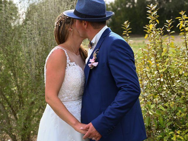 Le mariage de Steve et Amandine à Benon, Charente Maritime 47