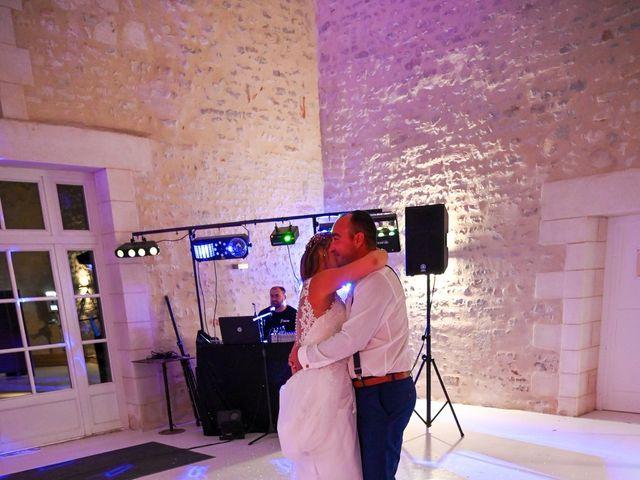 Le mariage de Steve et Amandine à Benon, Charente Maritime 58