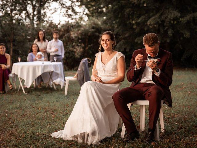 Le mariage de Maxime et Guillemette à Castex-d'Armagnac, Gers 3