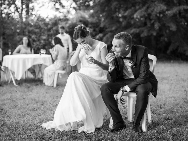 Le mariage de Maxime et Guillemette à Castex-d'Armagnac, Gers 7