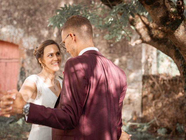 Le mariage de Maxime et Guillemette à Castex-d'Armagnac, Gers 1