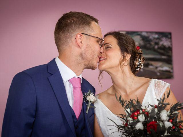 Le mariage de Guillemette et Maxime