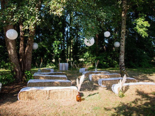Le mariage de Nicolas et Elodie à Chalais, Charente 23