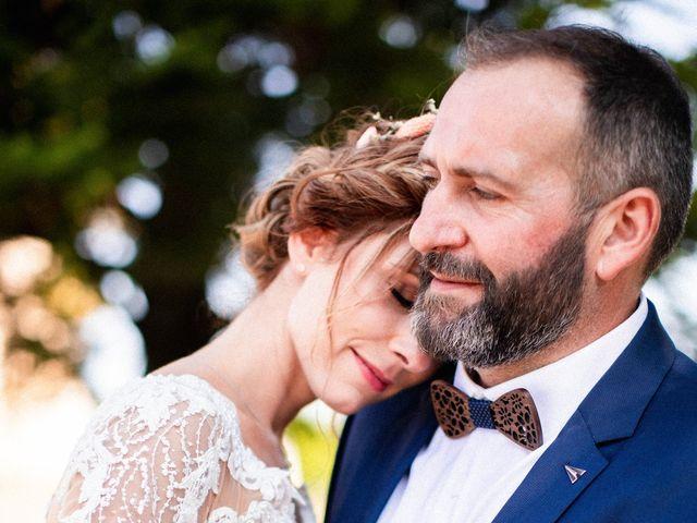 Le mariage de Nicolas et Elodie à Chalais, Charente 46
