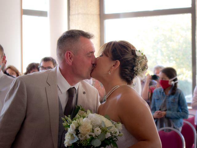 Le mariage de Laetitia et Lionel