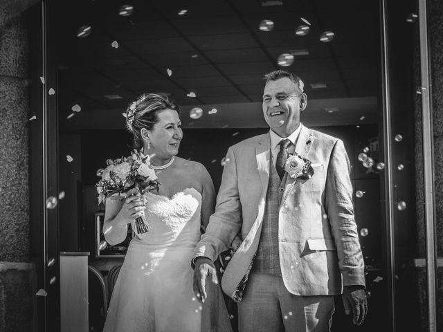 Le mariage de Lionel et Laetitia à Le Relecq-Kerhuon, Finistère 1