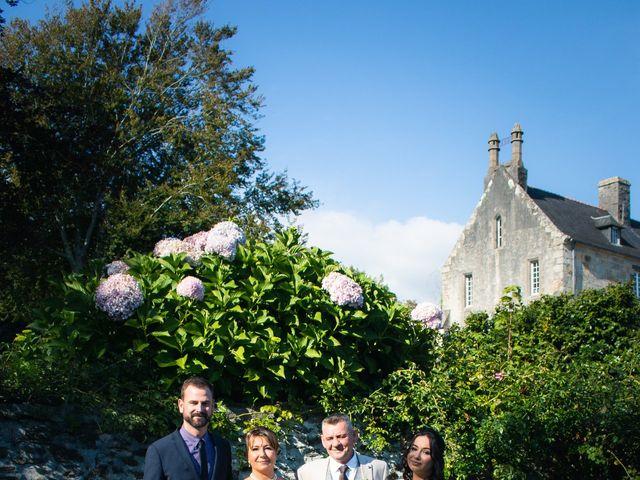 Le mariage de Lionel et Laetitia à Le Relecq-Kerhuon, Finistère 7