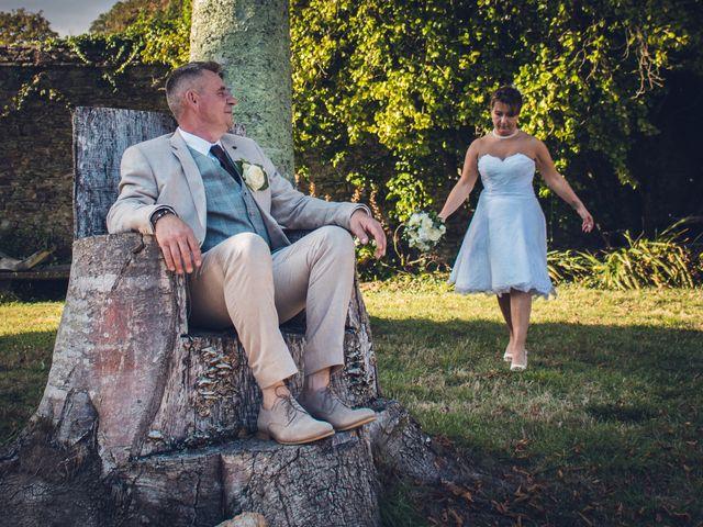 Le mariage de Lionel et Laetitia à Le Relecq-Kerhuon, Finistère 14