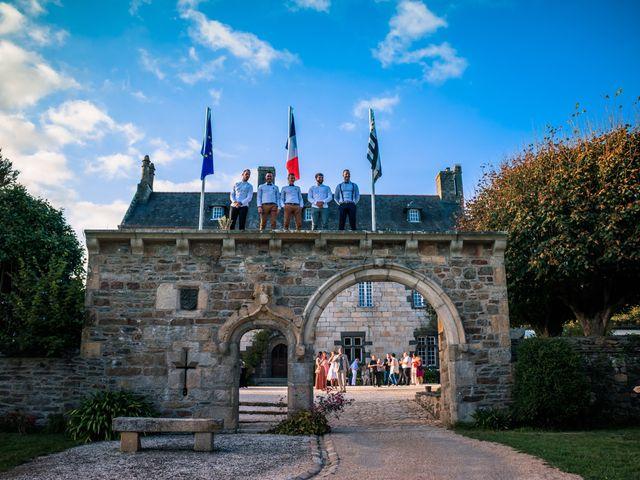 Le mariage de Lionel et Laetitia à Le Relecq-Kerhuon, Finistère 15