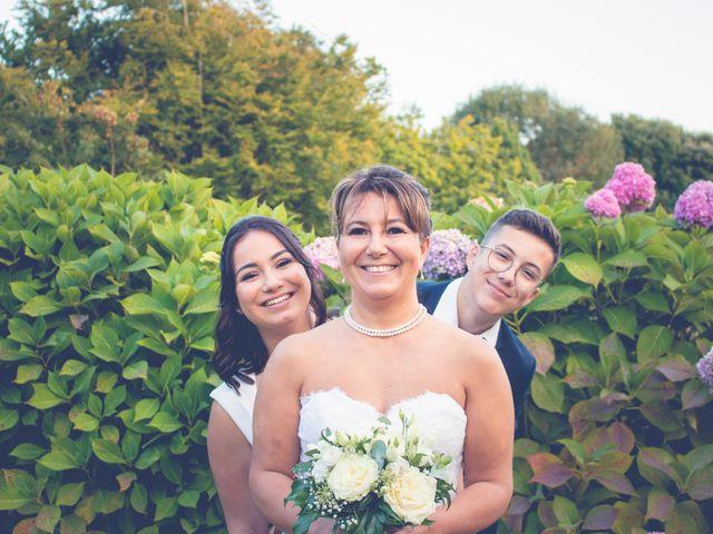 Le mariage de Lionel et Laetitia à Le Relecq-Kerhuon, Finistère 16